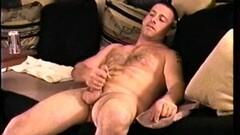 Frisky Straight Boy Justin Jacks Off Thumb