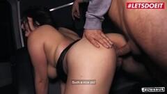 LETSDOEIT - Big Tits July Jhonson Filled In The Van Thumb