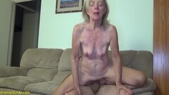Stepmom surprise stepson with a sloppy blowjob Thumb