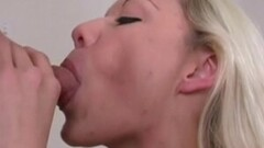 Babe in stock throat fucked at party Thumb