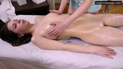 Ira Pizdunka gets her hot virgin tits massaged Thumb