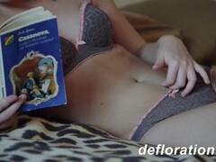 Amazing body, nipples, lactating Thumb